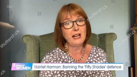 Stock Photo of Harriet Harman