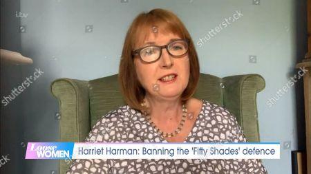 Stock Picture of Harriet Harman