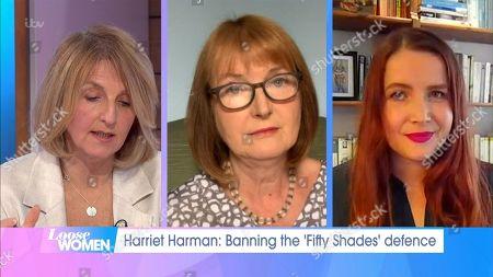 Harriet Harman, Kaye Adams, Guest