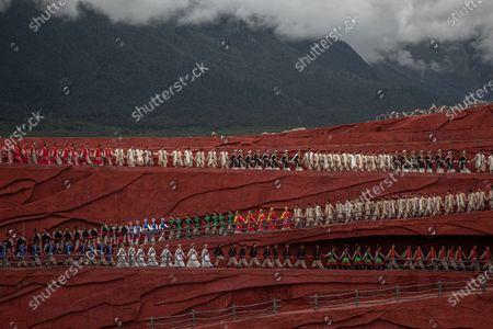 Editorial picture of Tourism during Covid-19 pandemic in China, Lijiang - 15 Jul 2020