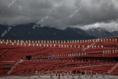 Editorial photo of Tourism during Covid-19 pandemic in China, Lijiang - 15 Jul 2020