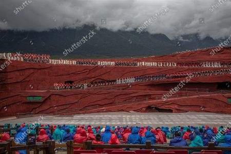 Editorial image of Tourism during Covid-19 pandemic in China, Lijiang - 15 Jul 2020