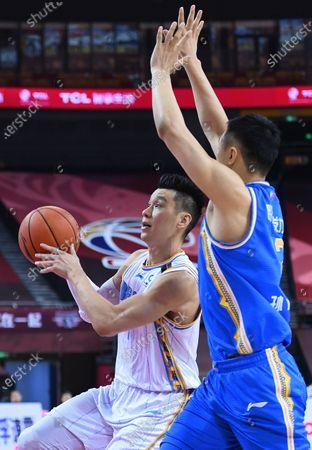 Editorial photo of China Qingdao Basketball Cba League Beijing Ducks vs Fujian Sturgeons - 22 Jul 2020