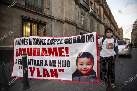 Editorial image of Abducted Children, Mexico City, Mexico - 22 Jul 2020