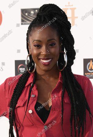 Stock Picture of Scarlette Douglas