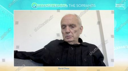 """The Sopranos"""" creator/executive producer/writer/director David Chase took part in the Television Academy's streaming member event, """"Quaranstreaming: Comfort TV That Keeps Us Going,"""", which is now available for public viewing at emmys.com"""