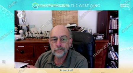 "Stock Photo of The West Wing"" actor Richard Schiff took part in the Television Academy's streaming member event, ""Quaranstreaming: Comfort TV That Keeps Us Going,"", which is now available for public viewing at emmys.com"
