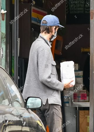 Scout LaRue Willis and Jake Miller go out for coffee