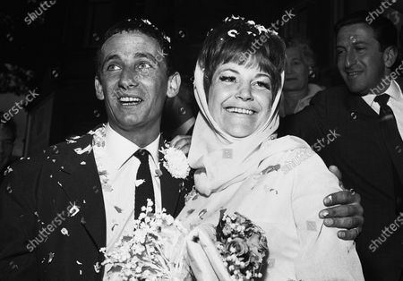 British jazz singer Annie Ross, right, and actor Sean Lynch are covered with confetti after their marriage in London. Ross, who rose to fame as a jazz singer in the 1950s, struggled with personal problems in the '60s, faded from the spotlight in the '70s, re-emerged as a successful character actress in the '80s and finished her career as a cabaret mainstay, died, at her home in New York. She was 89. Her death was confirmed by her former manager, Jim Coleman