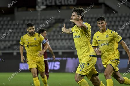 Editorial picture of Turin FC v Hellas Verona FC, Turin, Italy - 22 Jul 2020