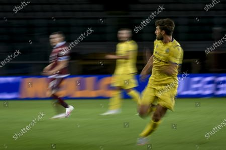 Stock Picture of Turin Vs Verona behind closed doors for the covid19 emergency. In the picture: Fabio Borini