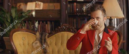 Stock Photo of Reece Thompson as Cotton