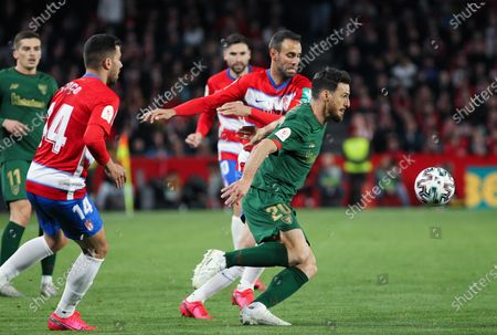 Editorial photo of Granada CF v Athletic De Bilbao, Copa Del Rey, Football, Nuevo Los Carmenes stadium, Granada, Spain - 05 Mar 2020