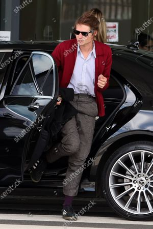 Editorial photo of Kate Moss out and about, Luton, UK - 23 Jul 2020