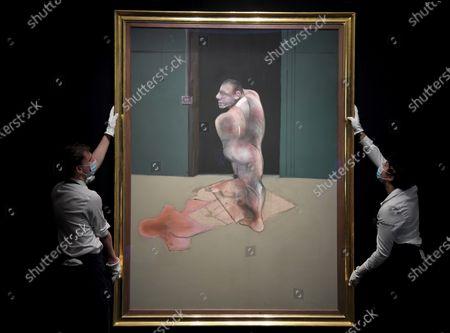 Francis Bacon, Study for Portrait of John Edwards, 1986 (est. £12- 18 million)