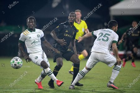 Editorial photo of MLS LAFC Portland Timbers Soccer, Kissimmee, United States - 23 Jul 2020