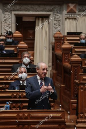 Editorial photo of State of Nation debate in Portugal, Lisbon - 24 Jul 2020