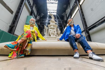 Editorial photo of The Tate Modern re-opens. Entry is by timed slot following the easing of the Coronavirus Lockdown., Tate Modern, London, UK - 24 Jul 2020