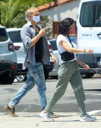 Editorial picture of Cody Simpson out and about, Los Angeles, USA - 23 Jul 2020
