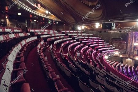 Editorial image of Theatres reopen, London, UK - 24 Jul 2020