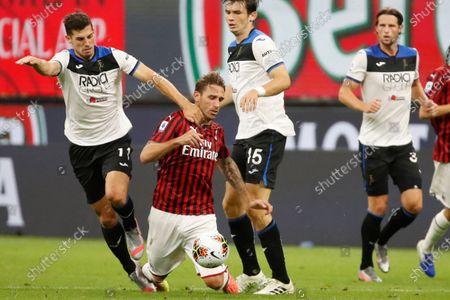 Editorial image of Soccer Serie A, Milan, Italy - 24 Jul 2020