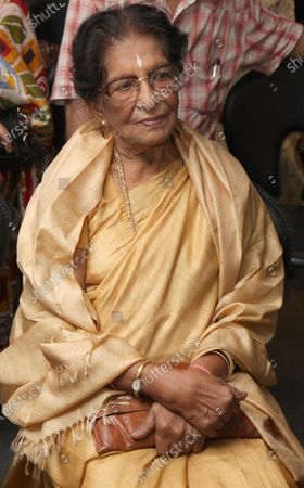 (Hindustan Times Archives) Amala Shankar at an event on June 10, 2019 in Kolkata, India. Dancer and choreographer Amala Shankar died in Kolkata on July 24, 2020 at the age of 101. Shankar, who had been suffering from age-related ailments, died of cardiac arrest in her sleep, according to her family. Amala Shankar was the wife of the late dancer and choreographer Uday Shankar and mother of the late musician Ananda Shankar and acclaimed actress Mamata Shankar and sister-in-law of musician and composer Ravi Shankar, who had died in 2012.