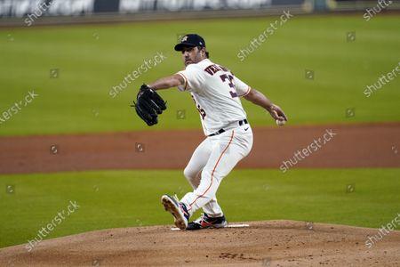 Editorial photo of Mariners Astros Baseball, Houston, United States - 24 Jul 2020