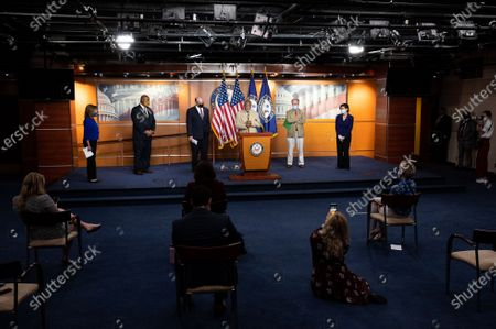Editorial photo of Extension of Federal Unemployment Benefits in Washington, US - 24 Jul 2020