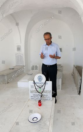 Editorial image of The first anniversary of the death of former President Beji Caid Essebsi, Tunis, Tunisia - 25 Jul 2020