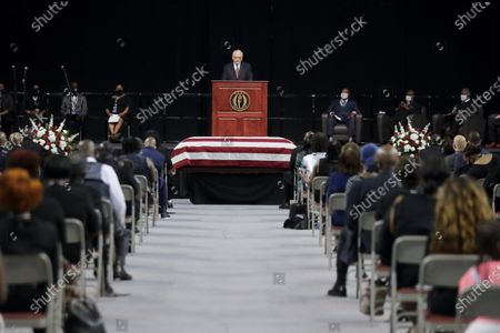 Editorial image of John Lewis Remembered, Troy, United States - 25 Jul 2020