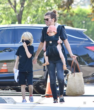 Editorial picture of Kate Mara out and about, Los Angeles, USA - 25 Jul 2020