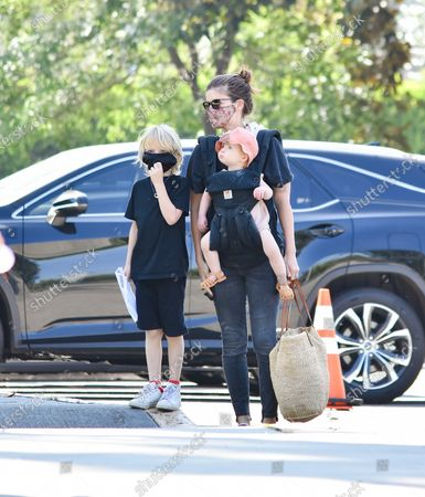 Editorial image of Kate Mara out and about, Los Angeles, USA - 25 Jul 2020