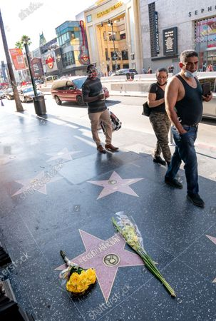 Hollywood honors Regis Philbin on the Walk of Fame after the announcement of his death
