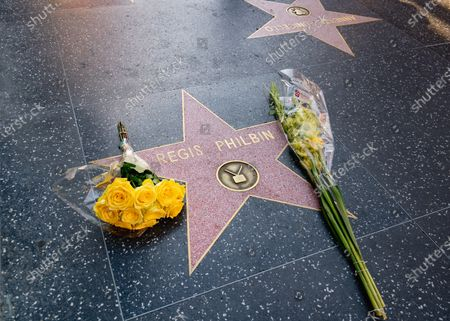 Editorial image of Hollywood remembers Regis Philbin, Los Angeles, USA - 25 Jul 2020