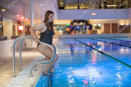 Editorial photo of David Lloyd Hampton club opens its gym and swimming pools, Twickenham, London, UK - 24 Jul 2020