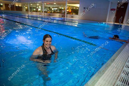 Editorial picture of David Lloyd Hampton club opens its gym and swimming pools, Twickenham, London, UK - 24 Jul 2020