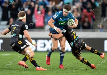 Editorial image of Investec Super Rugby Aotearoa, Eden Park, Auckland, New Zealand - 26 Jul 2020