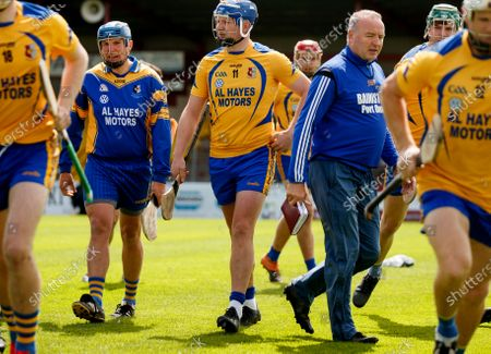 Editorial picture of Brooks Galway Senior Hurling Championship, Kenny Park, Athenry, Co. Galway - 26 Jul 2020