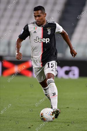 Stock Picture of Alex Sandro of Juventus FC