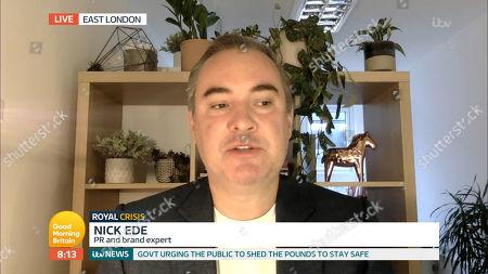 Editorial photo of 'Good Morning Britain' TV Show, London, UK - 27 Jul 2020