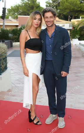 Editorial picture of Filming Italy Sardegna Festival, Santa Margherita di Pula, Forte Village, Sardinia - Jul 2020