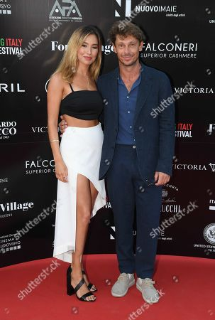 Editorial photo of Filming Italy Sardegna Festival, Santa Margherita di Pula, Forte Village, Sardinia - Jul 2020