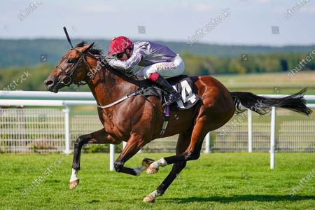 Editorial photo of Qatar Goodwood Festival, Day Two, Horse Racing, Goodwood Racecourse, Chichester, UK 29 Jul 2020