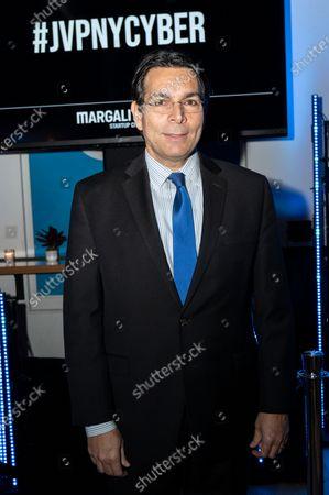 Israeli Ambassador Permanent Representative to UN Danny Danon attends opening of NYC JVP International Cyber Center at 122 Grand street