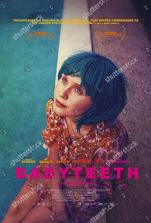 Babyteeth (2020) Poster Art. Eliza Scanlen as Milla