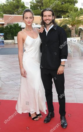 Nora Arnezeder and Guy Burnet