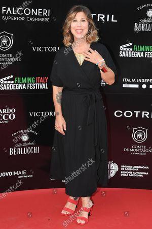 Stock Photo of Michela Andreozzi