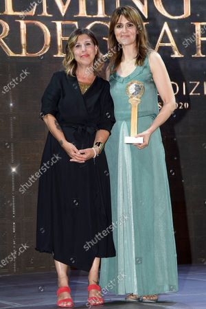 Paola Cortellesi, Michela Andreozzi