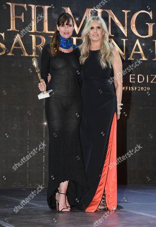 Carol Alt, Tiziana Rocca