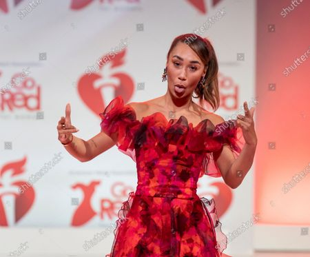 Editorial image of American Heart Association's Go Red for Women, Arrivals, New York, USA - 05 Feb 2020